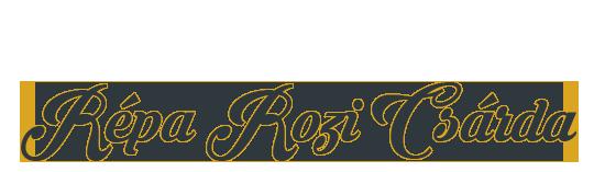 Répa Rozi Csárda – Magyaros étterem